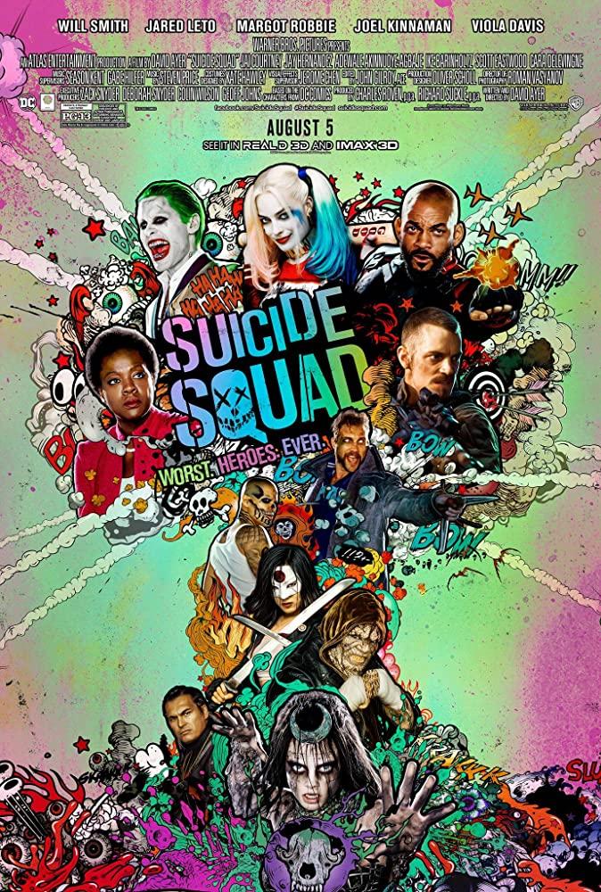 DOWNLOAD: SUICIDE SQUAD movie - iNatureHub