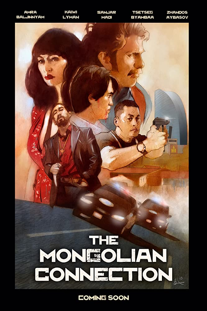 MOVIE: The Mongolian Connection (2019) DOWNLOAD