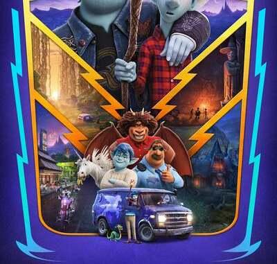 DOWNLOAD MOVIE : Onward (2020)