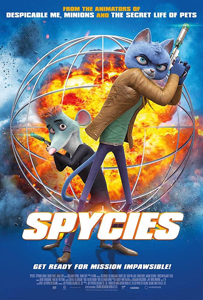 DOWNLOAD MOVIE: Spycies (2019)