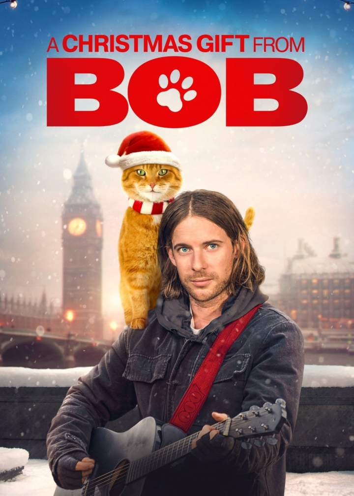 MOVIE: A Christmas Gift from Bob