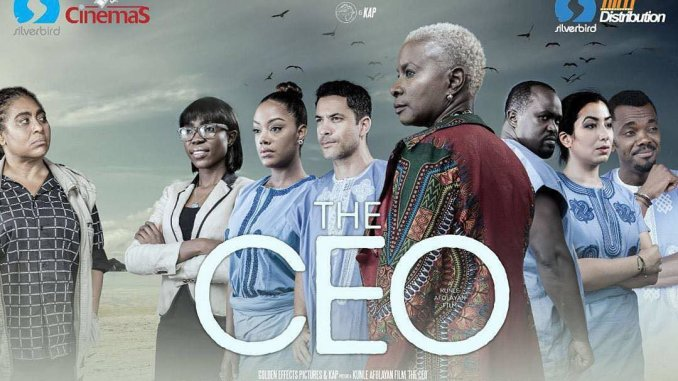 DOWNLOAD: The CEO NOLLYWOOD MOVIE