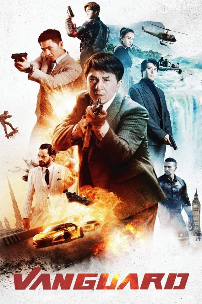 DOWNLOAD MOVIE: Vanguard (2020)