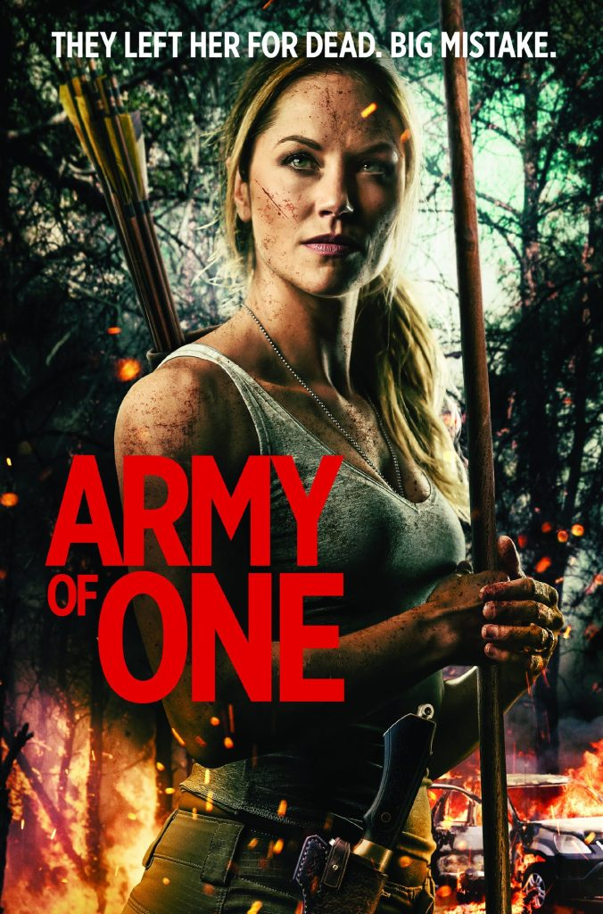 DOWNLOAD MOVIE: Army of One (2020)