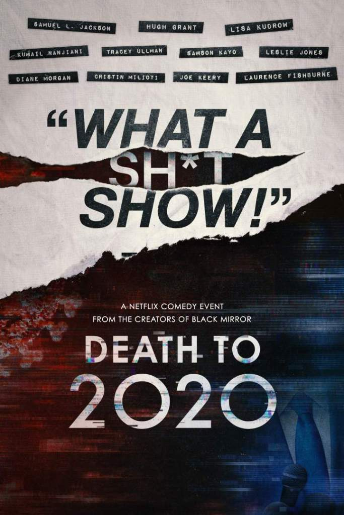 DOWNLOAD MOVIE: Death to 2020 (2020)