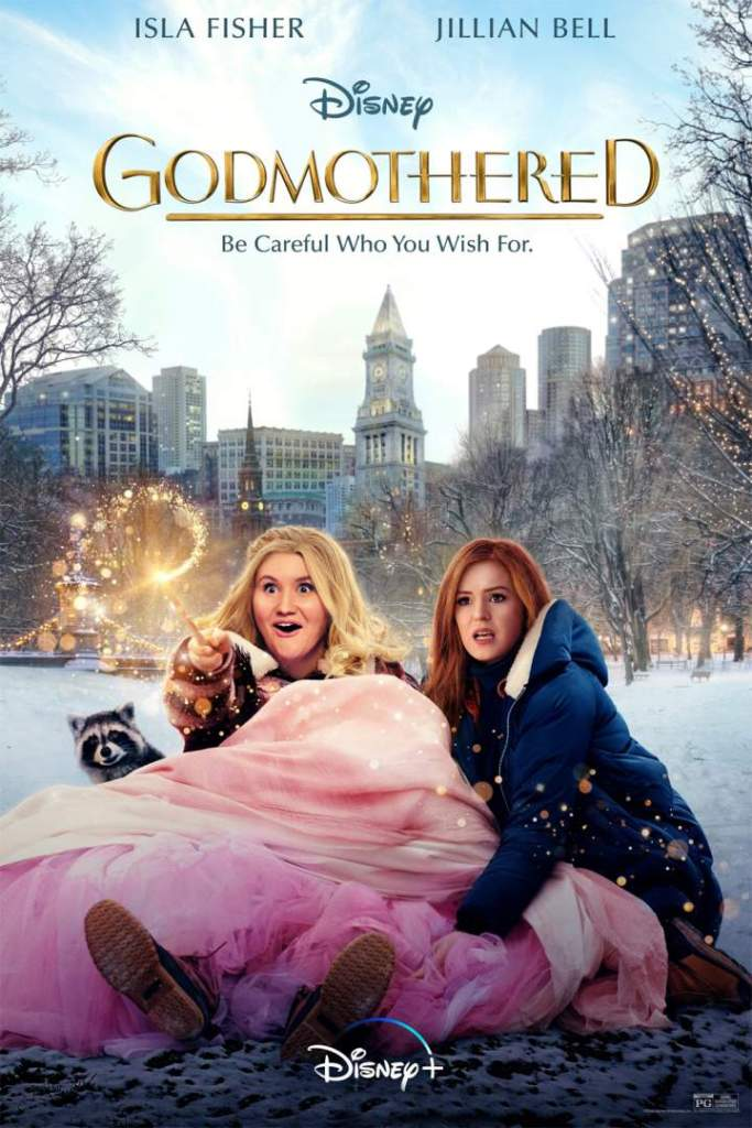 DOWNLOAD MOVIE: Godmothered (2020)