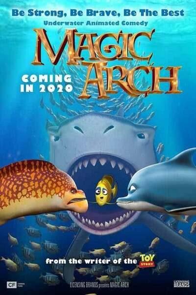 DOWNLOAD MOVIE: Magic Arch 3D (2020)