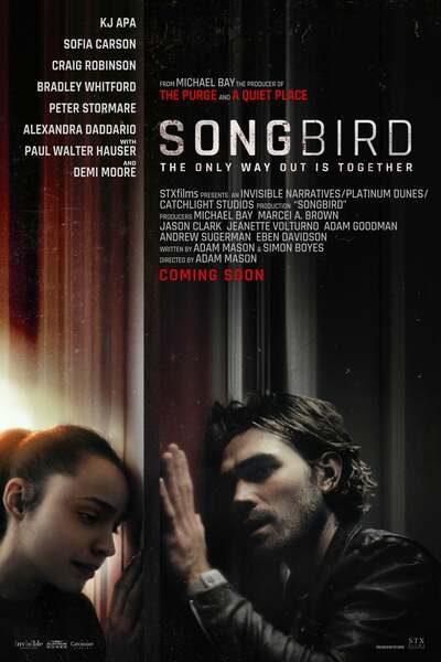 DOWNLOAD MOVIE: Songbird (2020)