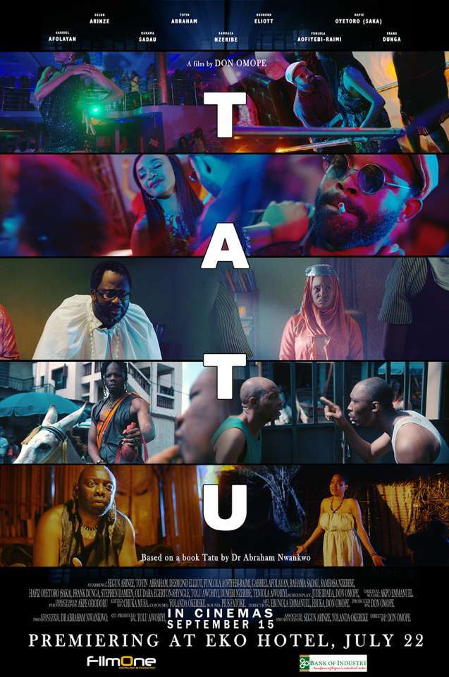 DOWNLOAD MOVIE: Tatu – Nollywood Movie
