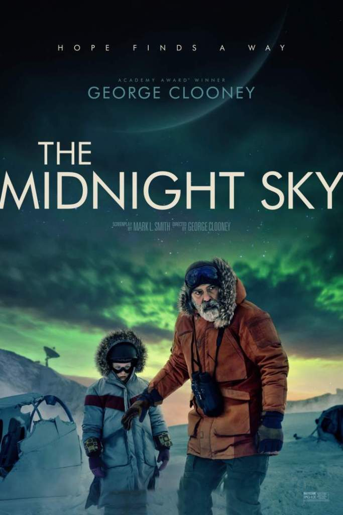 DOWNLOAD MOVIE: The Midnight Sky (2020)