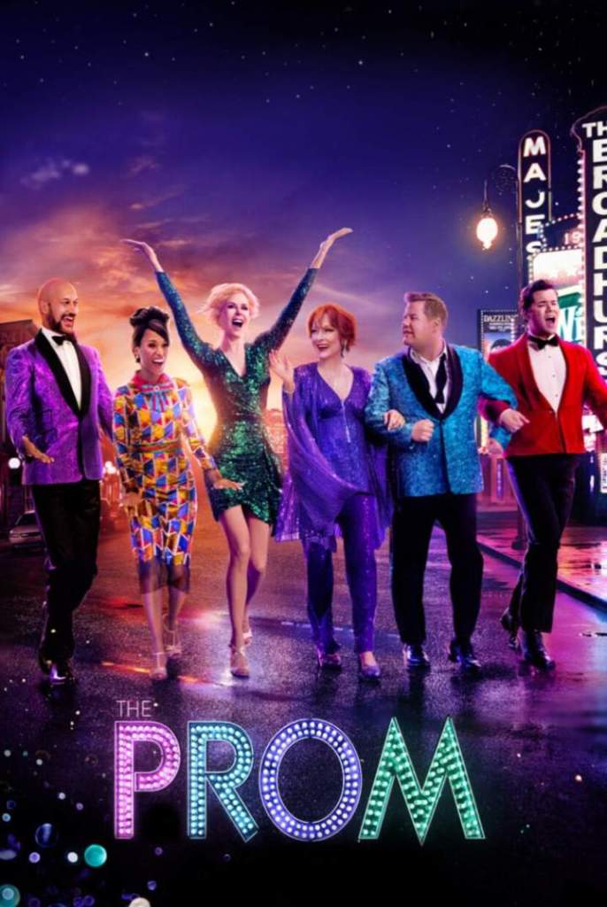 DOWNLOAD MOVIE: The Prom (2020)