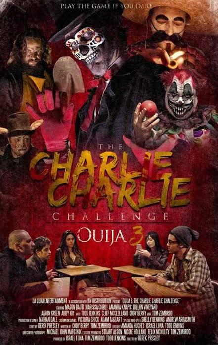DOWNLOAD MOVIE: Charlie, Charlie (2015)