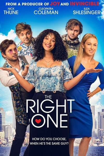 DOWNLOAD MOVIE: The Right One (2021)