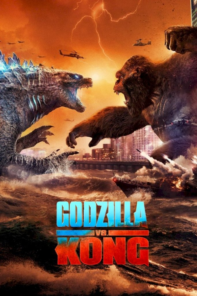 DOWNLOAD MOVIE: Godzilla vs. Kong (2021)