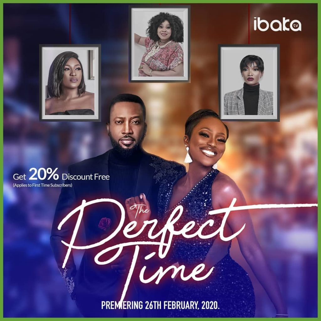DOWNLOAD MOVIE: The Perfect Time – Nollywood