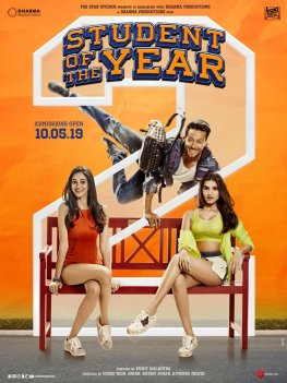 DOWNLOAD MOVIE: Student of the Year 2 (2019)
