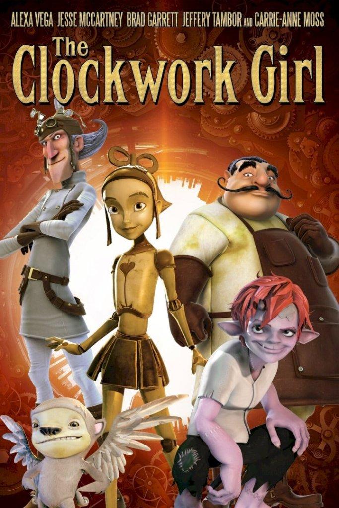 DOWNLOAD MOVIE: The Clockwork Girl (2021)