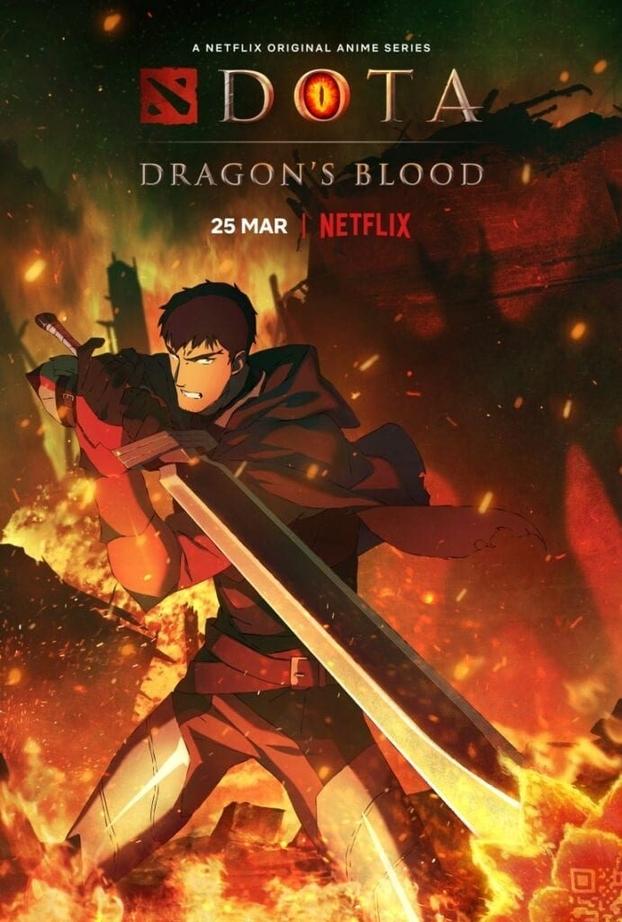DOWNLOAD MOVIE: Dota: Dragon's Blood