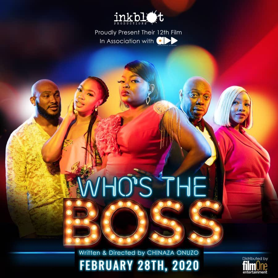 DOWNLOAD MOVIE: Who's The Boss