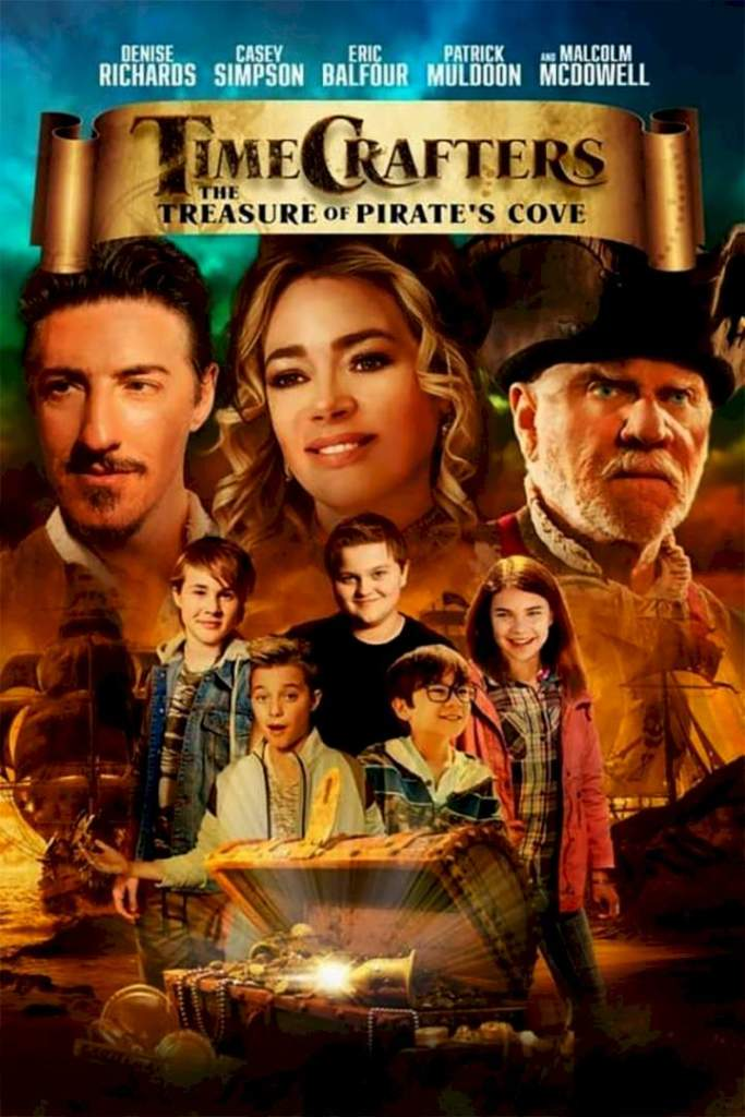 DOWNLOAD MOVIE: Timecrafters - The Treasure of Pirate's Cove (2020)