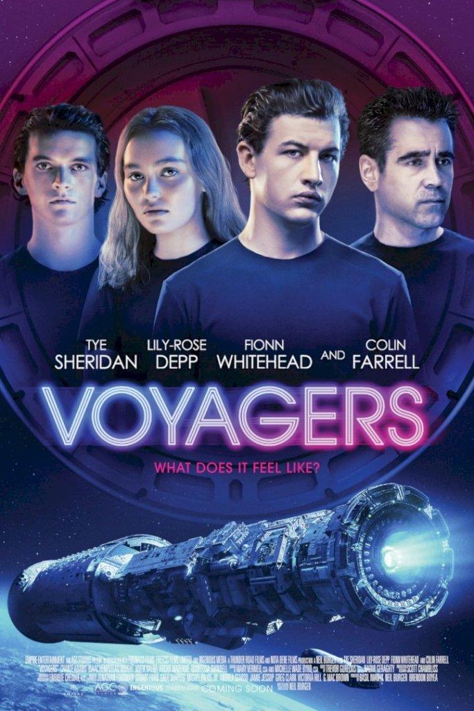 DOWNLOAD MOVIE: Voyagers (2021)