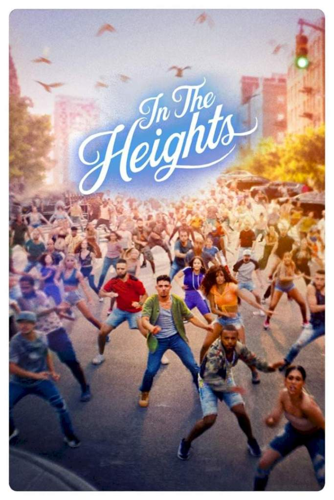 DOWNLOAD MOVIE: In the Heights (2021)