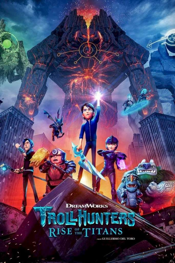 DOWNLOAD MOVIE: Trollhunters - Rise of the Titans