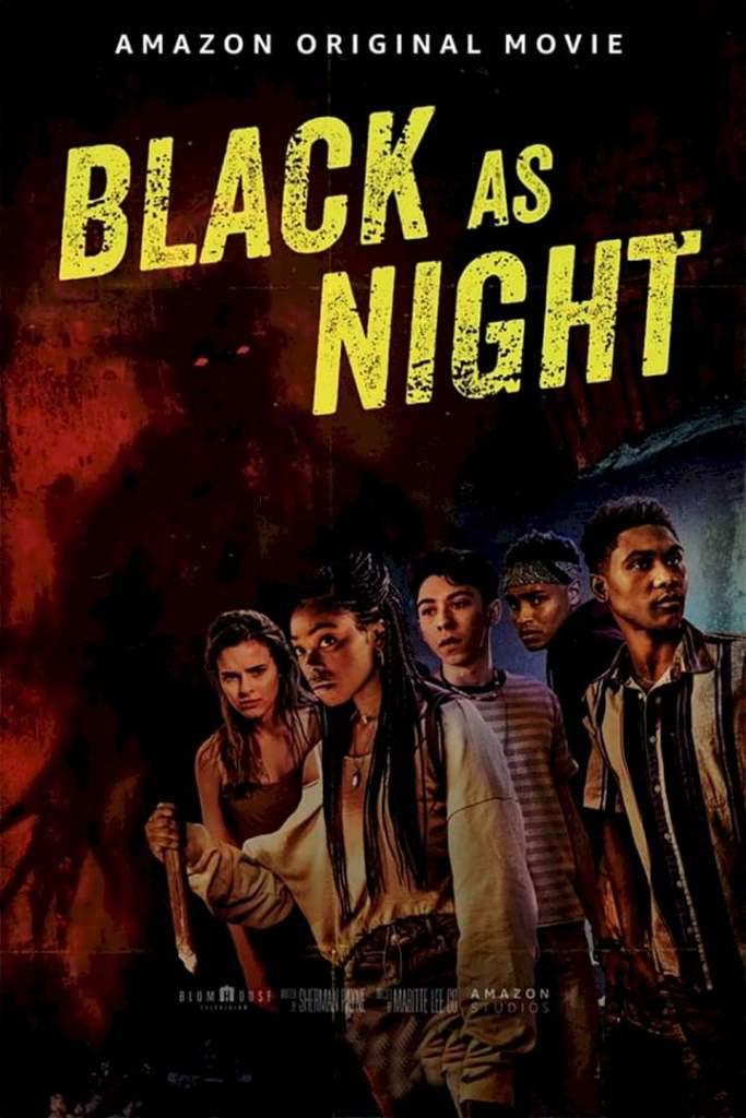 DOWNLOAD MOVIE: Black as Night