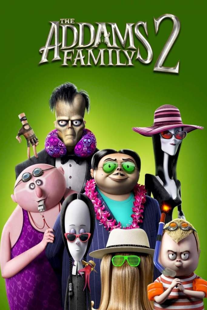 DOWNLOAD MOVIE: The Addams Family 2
