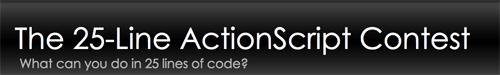 25  Line ActionScript