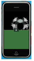 iPhone port of Box2D Testbed now available