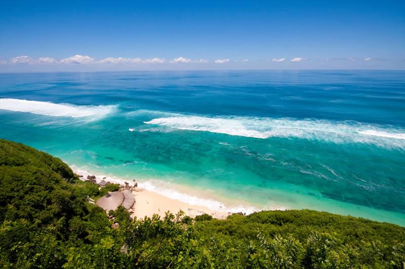 karma kandara bali secret spot best beach