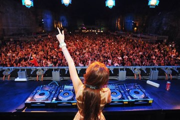 DJ Yasmin at Dreamfields