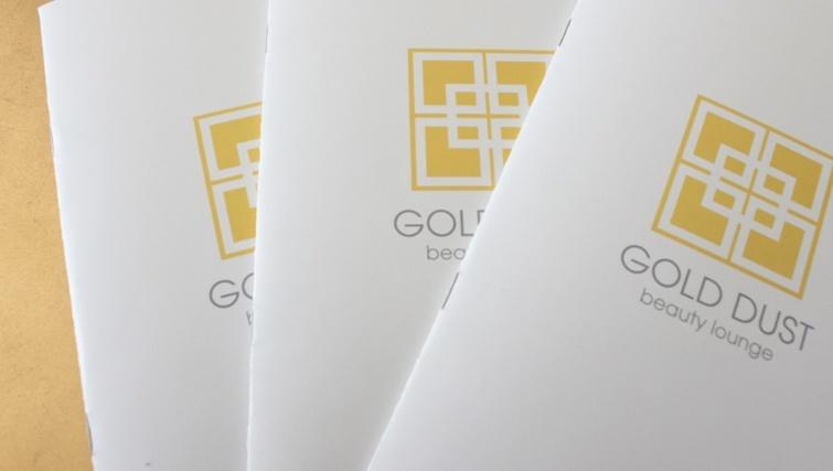 Gold Dust brochure
