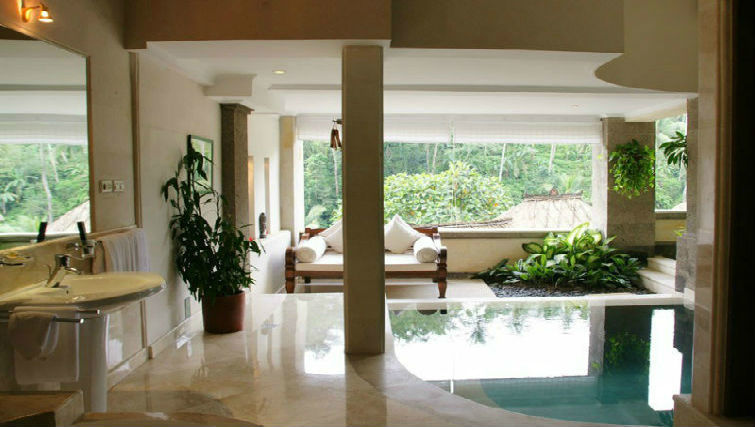 Bali property Investment: Indoor luxury
