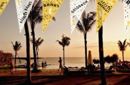 Sunny Side Warm Up with 2manydjs via Potato Head Beach Club