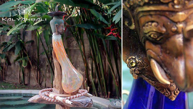 Kalyan Bali art hookahs for sale