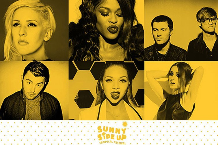 Sunny Side Up Festival headliners