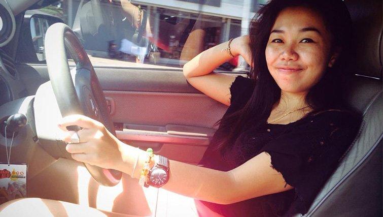 Bali Driver - Intan Hinata