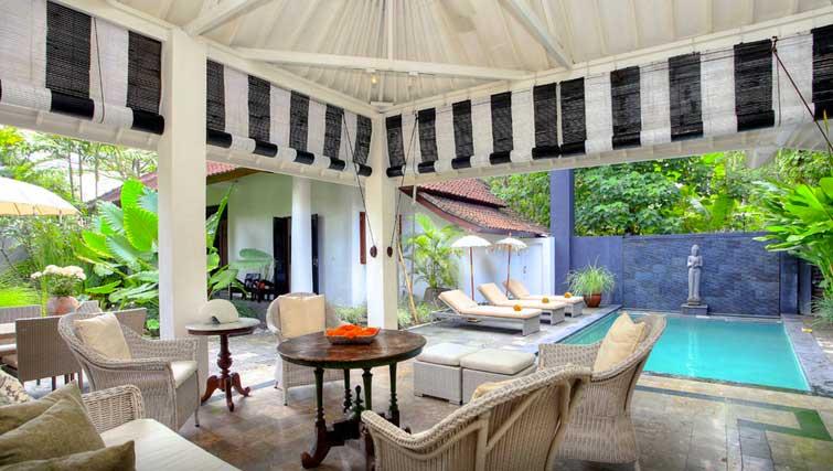 Villa Putih Sekali, Bali villas for rent in Seminyak