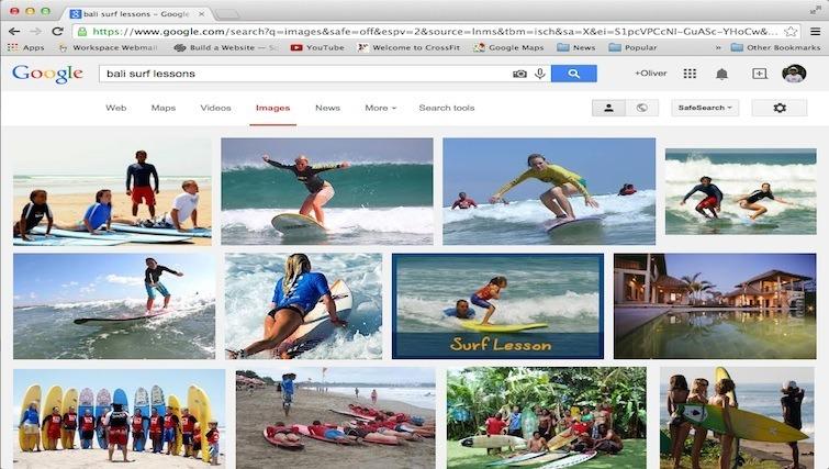 BALI SURF LESSONS