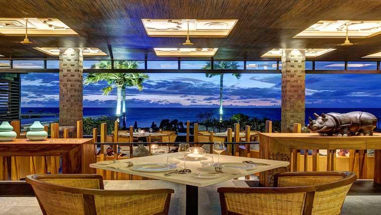 Mozaic Dining room