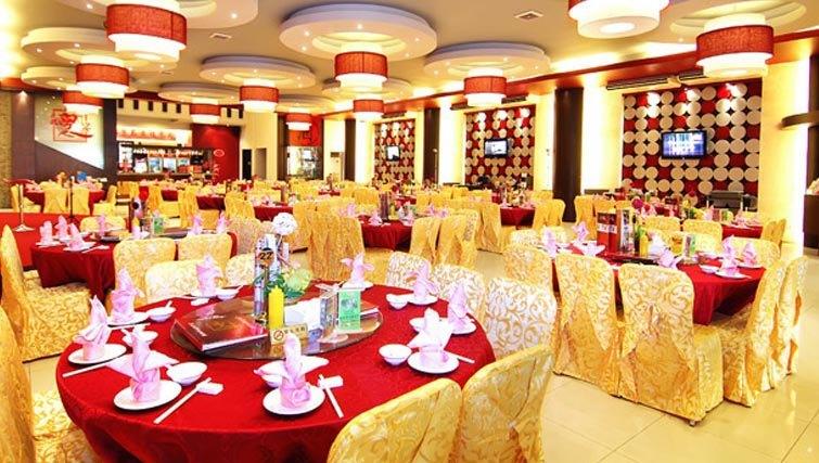 Feyloon Chinese restaurant Kuta