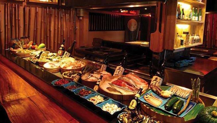 Take japanese restaurant Kuta