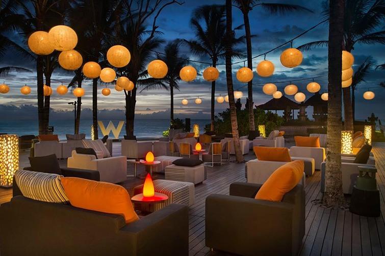 W Retreat and Spa, Bali.