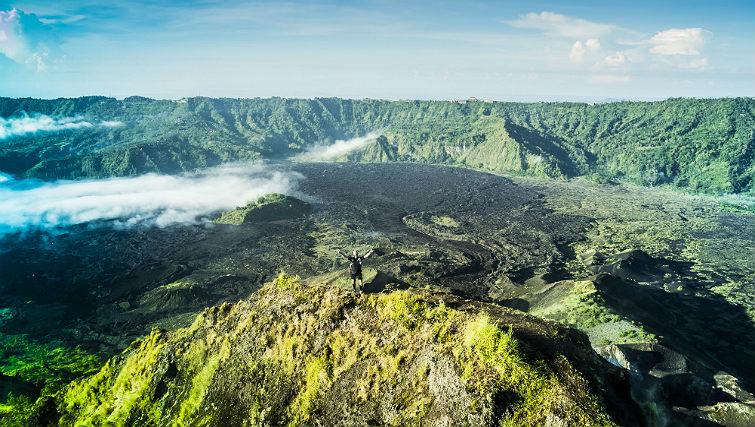 Mt Batur trek
