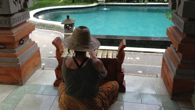 Studying music, dance and art in Bali