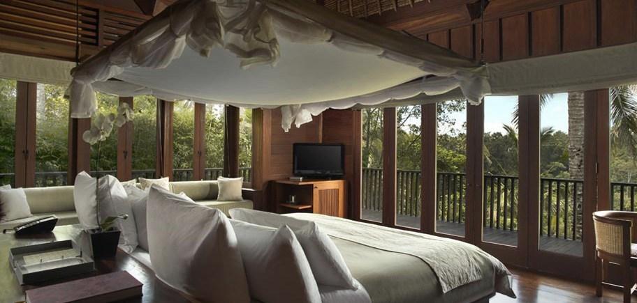 luxury hotel ubud