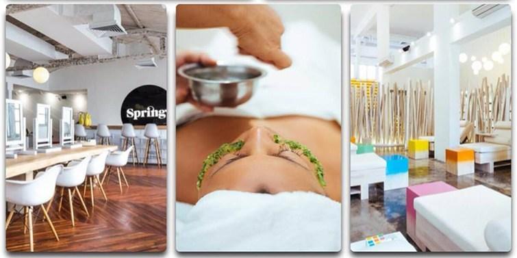 Spring Spa Salon & Treatments at Spring Spa, Bali