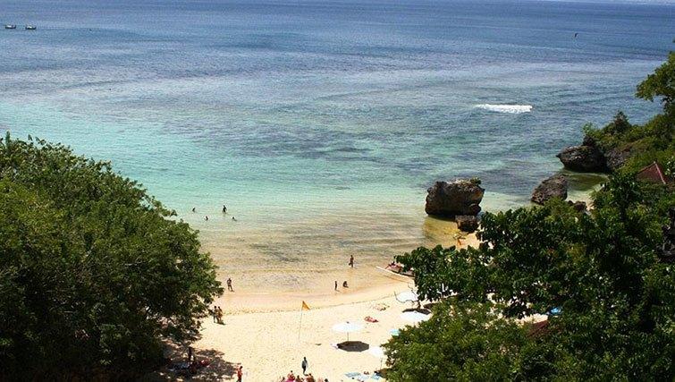 Padang-Padang beach Uluwatu